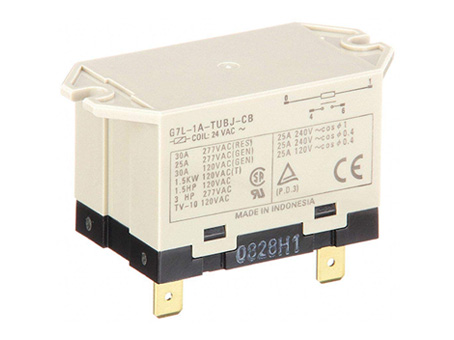 What is a power relay? The working principle of power relay